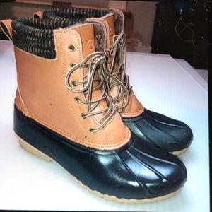 ,🌧️Magellan Fur lined Duck Boots